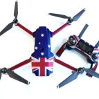 Australia Flag for DJI Mavic Pro