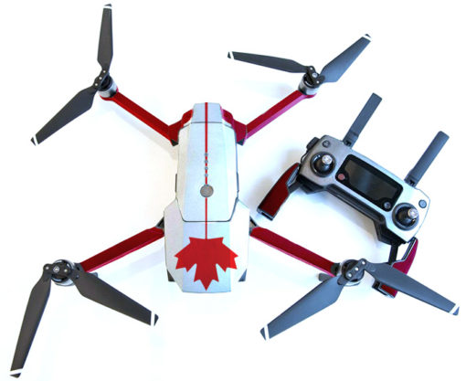 Canada Flag for DJI Mavic Pro