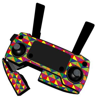 Colored Triangles for DJI Mavic Pro