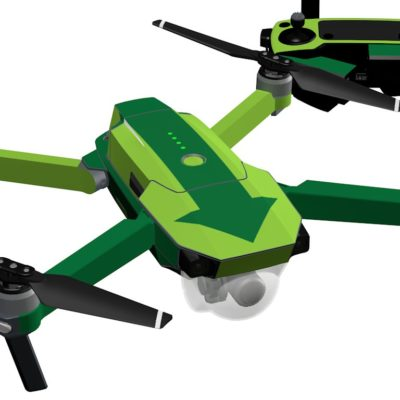 Green Arrow skin for DJI Mavic Pro