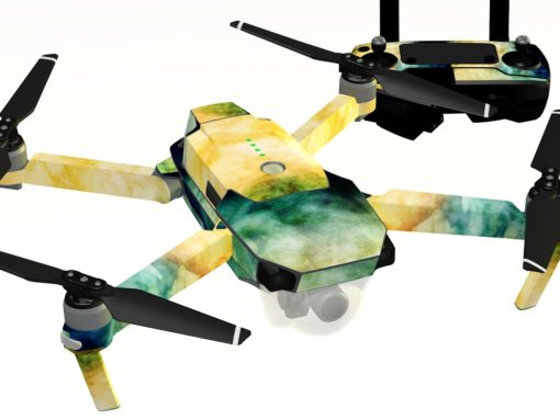 Color Smoke Skin for DJI Mavic Pro